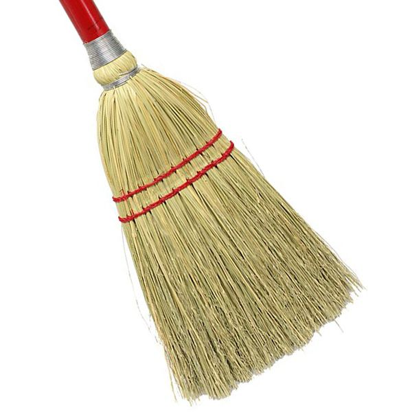 100% All Corn Lobby Broom
